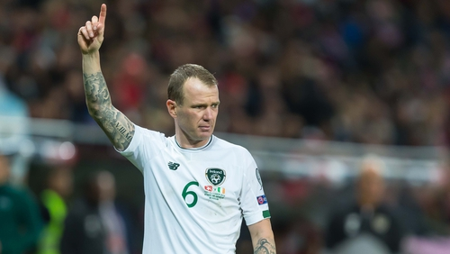 "Glenn Whelan: ""If I'm not playing, and I'm not playing well, then I've no chance internationally."""
