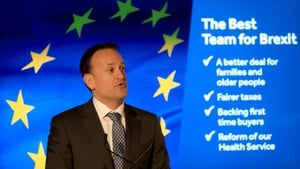 Leo Varadkar said that Brexit is not done yet