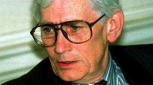 Seamus Mallon 1936-2020