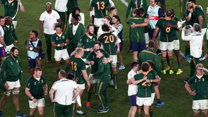 South Africa will continue playing in the Rugby Championship