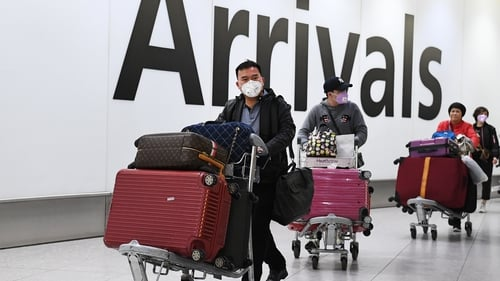 Just 350,000 people travelled through Heathrow Airport in June, down 95% on the same time last year