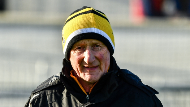 Larkin isn't expecting Brian Cody to call time on his Kilkenny tenure any time soon