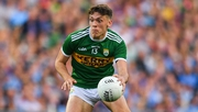 David Clifford captains Kerry for the first time