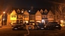 The bodies were found in a house at Parson's Court in Newcastle village