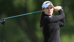 Leona Maguire carded a five-under 67 on Friday