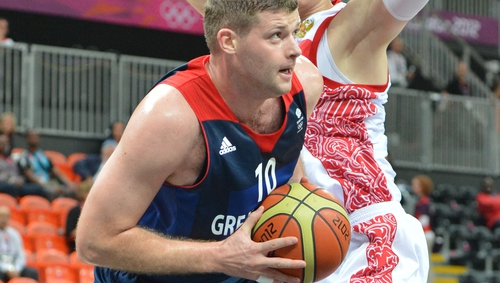 Former GB and NBA basketball star Robert Archibald dies aged 39