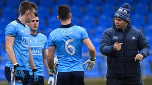 Dessie Farrell has had little time to date with his first-choice players