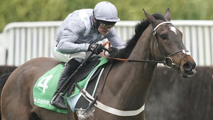 Santini scored the last of his six career wins in last year's edition of the Cotswold Chase