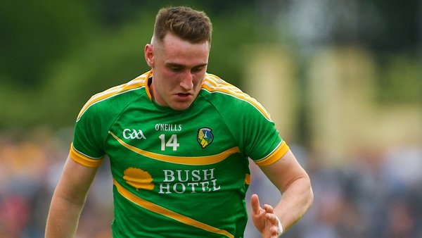 Leitrim's Keith Beirne struck nine points in Celtic Park
