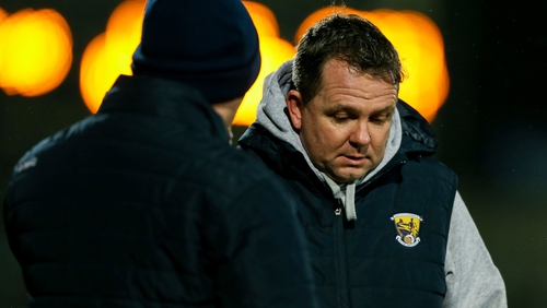 The Wexford manager was particularly pleased with aspects of the first half