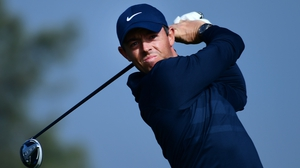 Rory McIlroy is in with a shot of regaining the World number one spot today