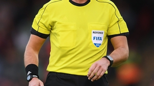There is deep unhappiness among League of Ireland referees and officials
