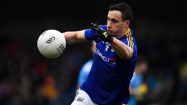 Darren Gallagher connected for four frees as Longford proved too much for Leitrim.