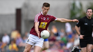 Heslin was the hero for Westmeath (file photo)
