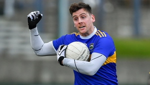 Conor Sweeney scored 0-05 for Tipperary