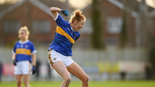 Aishling Moloney is the new Tipperary captain