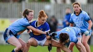 Aishling Moloney bagged the only  goal in Ballyboden