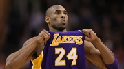 Kobe Bryant won five NBA titles during a glittering basketball career