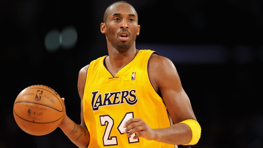 World of sport pays tribute to Kobe Bryant