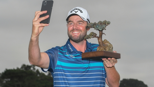 Marc Leishman is now a five-time winner on the PGA Tour