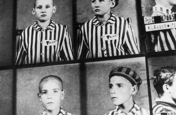 Holocaust memorial marks 75 years since the liberation of Auschwitz