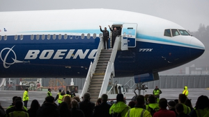 Boeing's 777X is a larger version of the 777 mini-jumbo