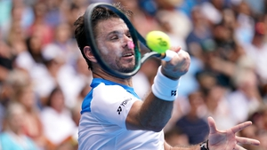 Stan Wawrinka racked up 71 winners in a typically aggressive performance