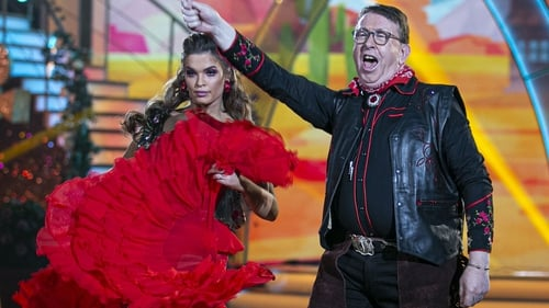 Fr Ray Kelly has defied expectations by remaining on Dancing with the Stars this far into the competition