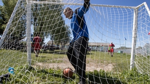 """The aim of these ""sport-plus"" programmes is to offer sporting experiences to prisoners to impact their mental health"". Photo: Stanislav Krasilnikov\ TASS via Getty Images"