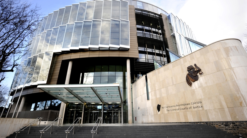 The men           appeared at the Criminal Courts of Justice