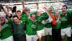 The new millennium coincided with a revival in Ireland's rugby fortunes