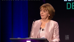 Social Democrats co-leader Róisín Shortall launched the strategy in Galway following last night's leaders' debate