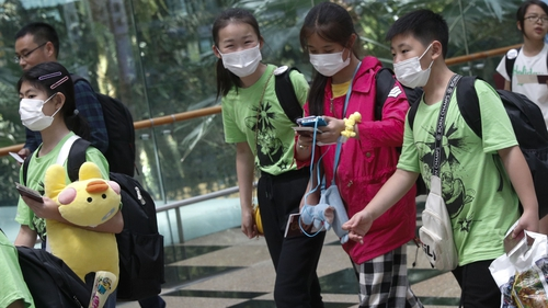Singapore hasraised its alert level for the coronavirus outbreak to orange