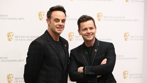 Ant and Dec: the boys are back!