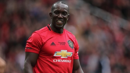 Dwight Yorke will take part in the #FootballForFires match