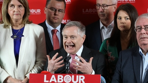 Brendan Howlin said reports from Labour's target constituencies were positive