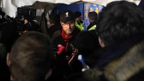 """Jurgen Klopp: """"I have to make decisions that aren't popular, based on the situation we are in"""""""