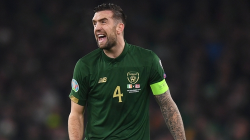 Shane Duffy has joined Celtic