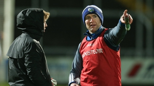 """Playing three of the four teams we'll face in Leinster during the spring is ideal"""