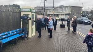 All ninemain towns in Co Laois have at least one defibrillator