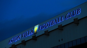 Supporters will not be present in Villa Park