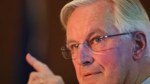 Michel Barnier is meeting David Frost