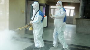 The outbreak has centred on the Chinese city of Wuhan, which is over 500km away from Nanjing, which is due to host the World Indoors.