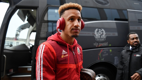 Callum Robinson: West Bromwich Albion sign Sheffield United forward on loan