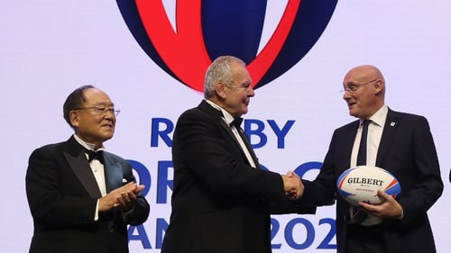 World Cup draw set to take place in November