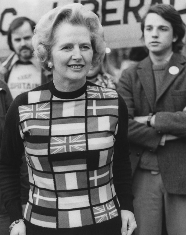 Thatcher Endorses Europe