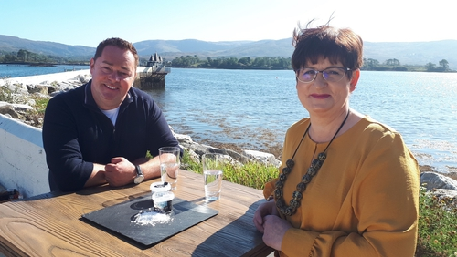 Neven visits two stunning seafood destinations.