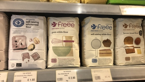 A new report from Safefood shows more people are turning to gluten-free products