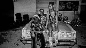 Jodie Turner-Smith and Daniel Kaluuya