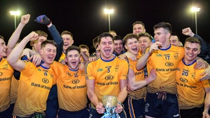 DCU celebrate a fifth victory in the competition